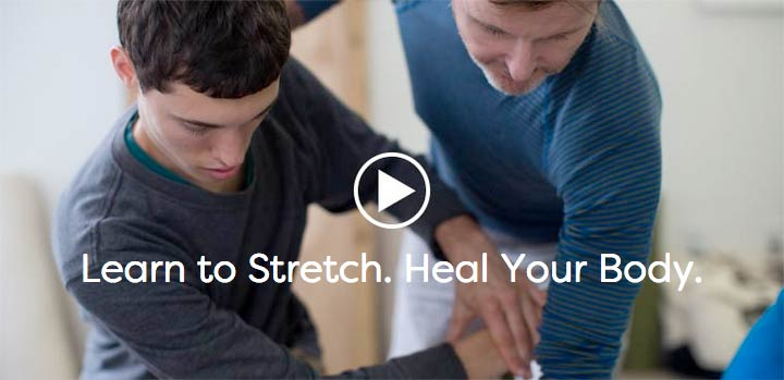 Bendable Body - Learn to Stretch